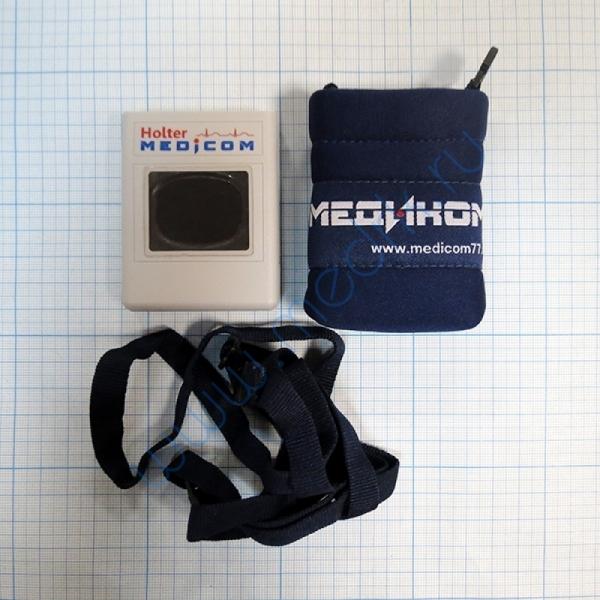 Комплекс суточного мониторирования Медиком-комби с регистратором ИН-33  Вид 1