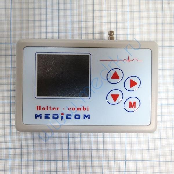 Комплекс суточного мониторирования Медиком-комби с регистратором МД-01М  Вид 2