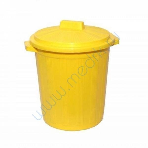 Бак для сбора и утилизации медицинских отходов 12 л  Вид 1