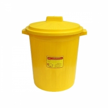 Бак для сбора и утилизации медицинских отходов 50 л