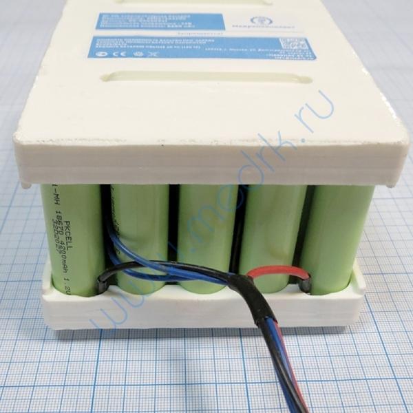 Батарея встроенная для ИВЛ Monnal T-75 (ремкомплект) МРК  Вид 4