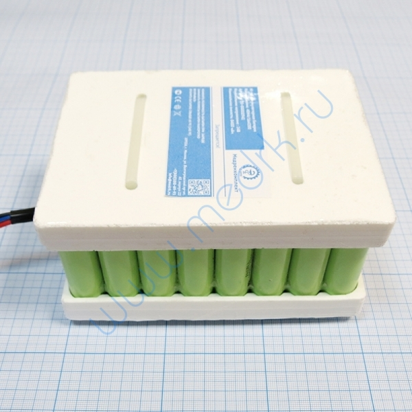 Батарея встроенная для ИВЛ Monnal T-75 (ремкомплект) МРК  Вид 1