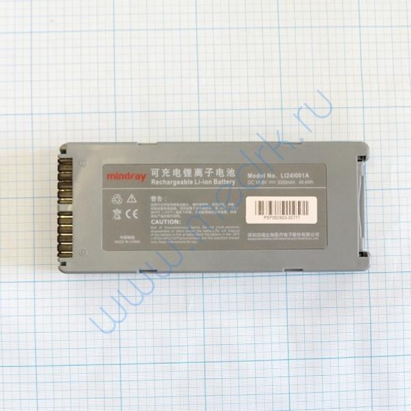 Батарея аккумуляторная для дефибриллятора Beneheart D3 Mindray  Вид 1