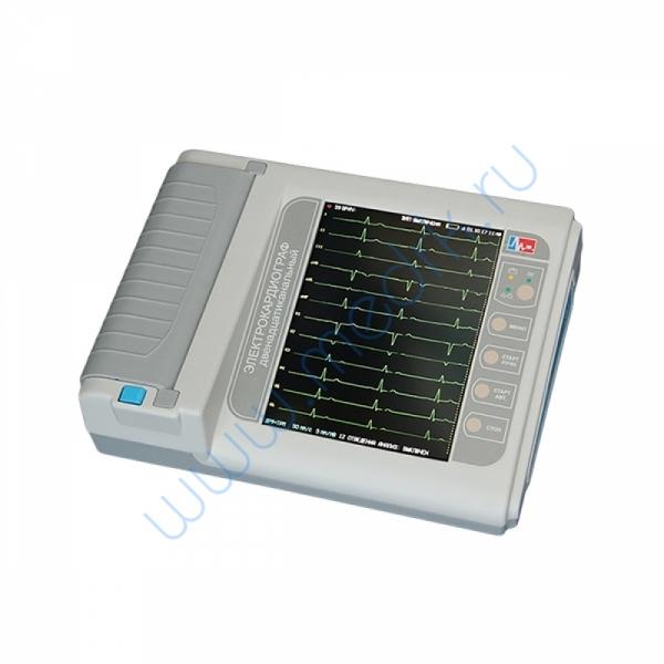 Электрокардиограф ЭК12Т-01-«Р-Д»/260 с бумагой формата А4  Вид 1