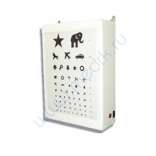 Осветитель таблиц ОТИЗ-40-01 (Аппарат Рота) исп. 1  Вид 1