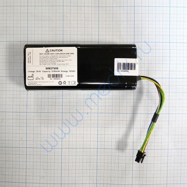 Батарея аккумуляторная №WM27929 для ИВЛ Weinmann Ventilogic   Вид 1
