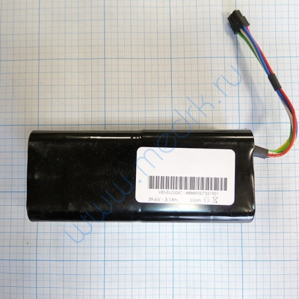 Батарея аккумуляторная №WM27929 для ИВЛ Weinmann Ventilogic   Вид 5