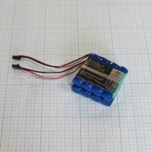 Батарея аккумуляторная 2х4H-AA2000B с разъемом (МРК)