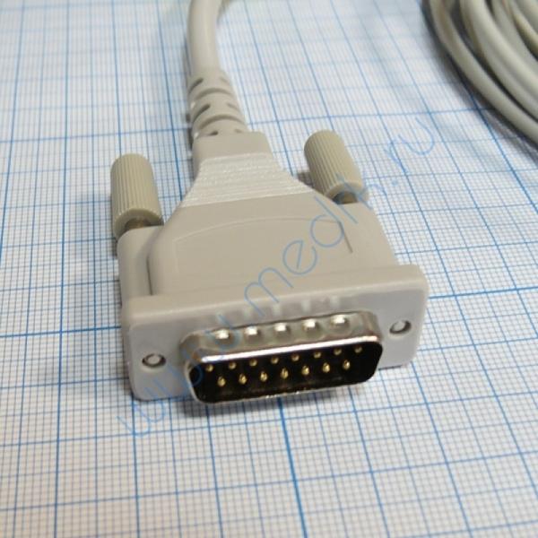 Кабель отведений ЭКГ OEM-V0713E-A для Миокард-12  Вид 2