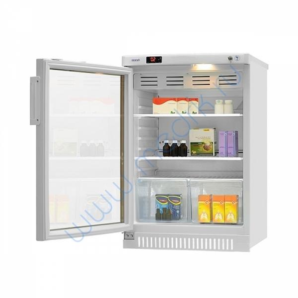 Холодильник фармацевтический ПОЗИС ХФ-140-1   Вид 1