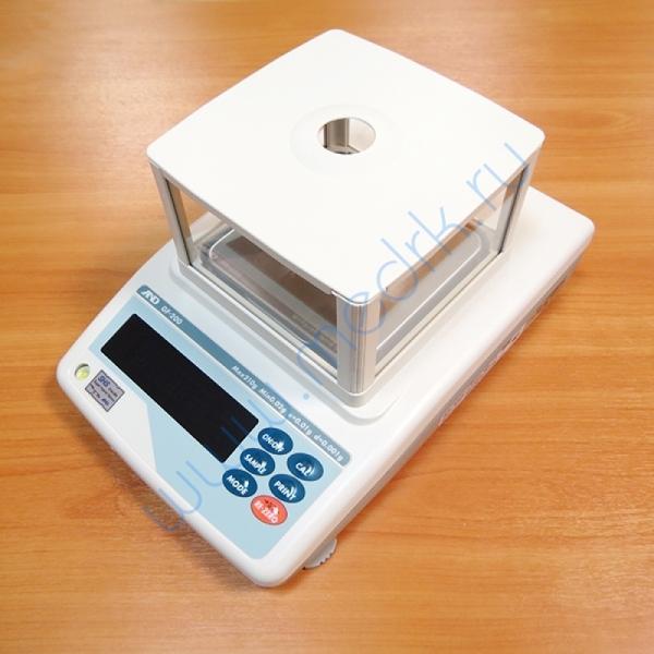 Весы лабораторные электронные AND GF-200   Вид 1