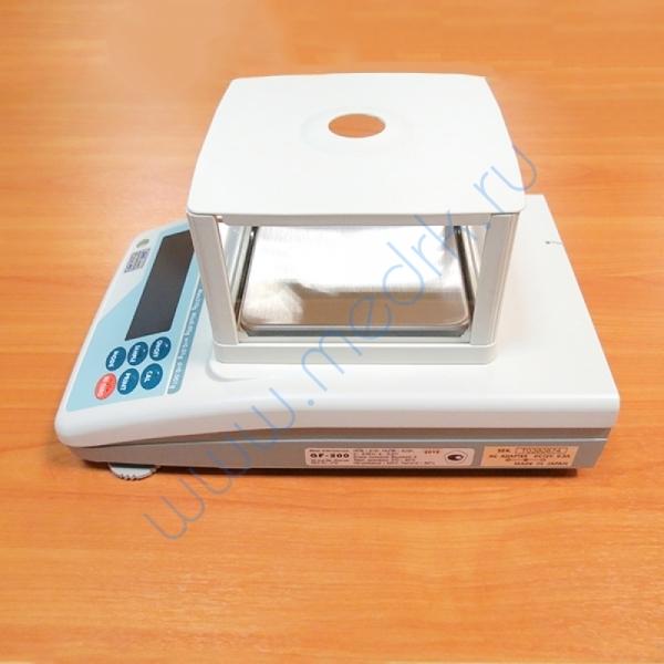 Весы лабораторные электронные AND GF-200   Вид 3
