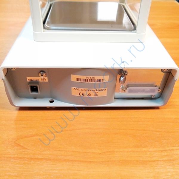 Весы лабораторные электронные AND GF-200   Вид 4