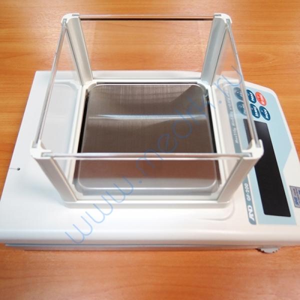Весы лабораторные электронные AND GF-200   Вид 5