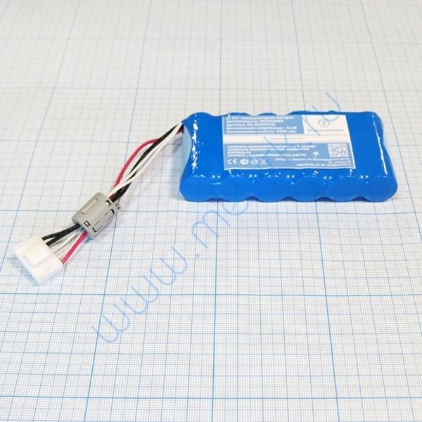 Батарея аккумуляторная 6ICR18500 для FUKUDA Cardimax 8222 (МРК)  Вид 1