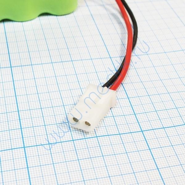 Батарея аккумуляторная 10D-4/5SC1200 для Nihon Kohden TEC-4150K (МРК)  Вид 3