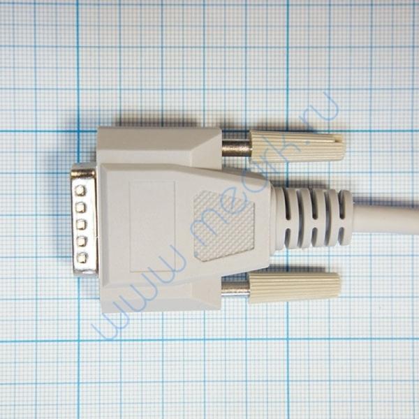 Кабель пациента для ЭКГ универсальный КНР  Вид 2