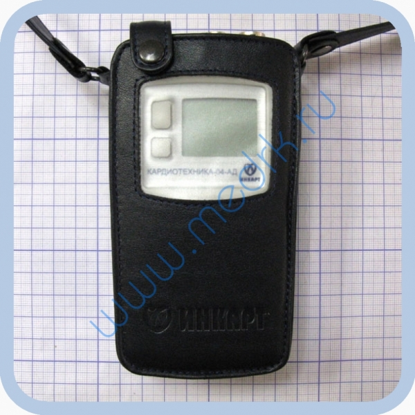 Регистратор-Холтер Кардиотехника-04-АД-3М (КТ-04-АД-3М)  Вид 1