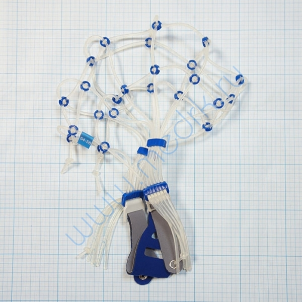 Шлем ЭЭГ-РЭГ 54/58-С для аппарата Энцефалан-131-03  Вид 1