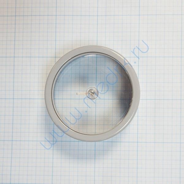 Стекло с рычажком для манометра ДМ2010  Вид 2