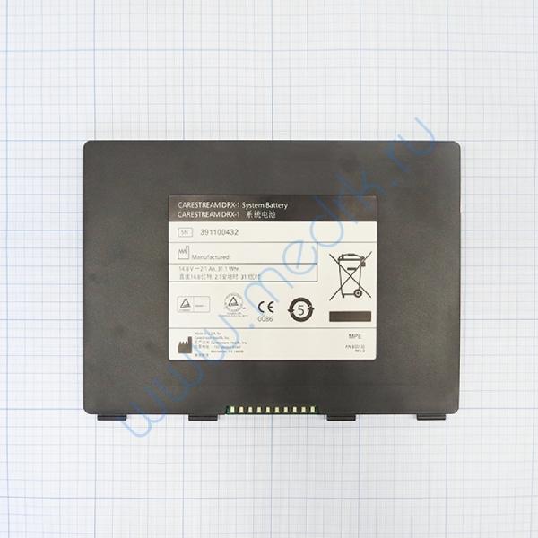 Батарея аккумуляторная для Carestream DRX-1  Вид 3
