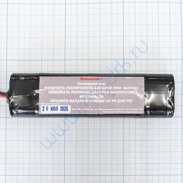 Батарея аккумуляторная 4ICR18650 HYLB-952 для ЭКГ Sensitec ECG 1012 (МРК)  Вид 3