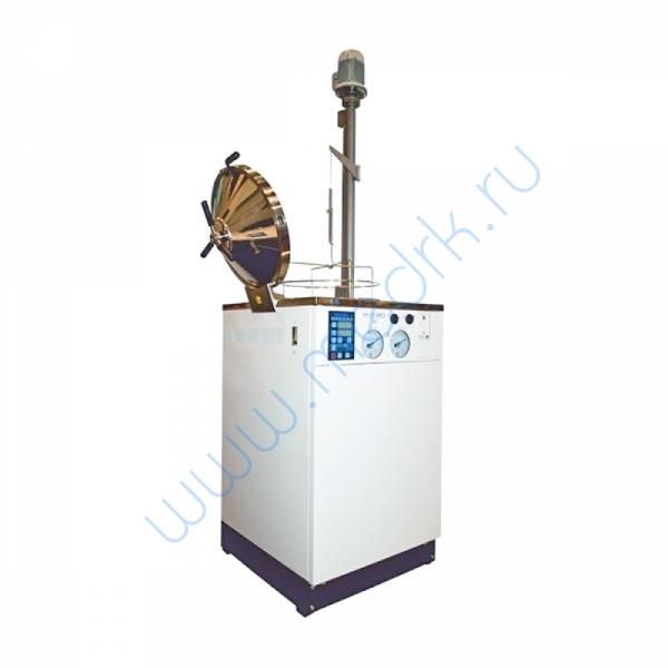 Стерилизатор паровой форвакуумный СПВА-75-1-НН  Вид 2