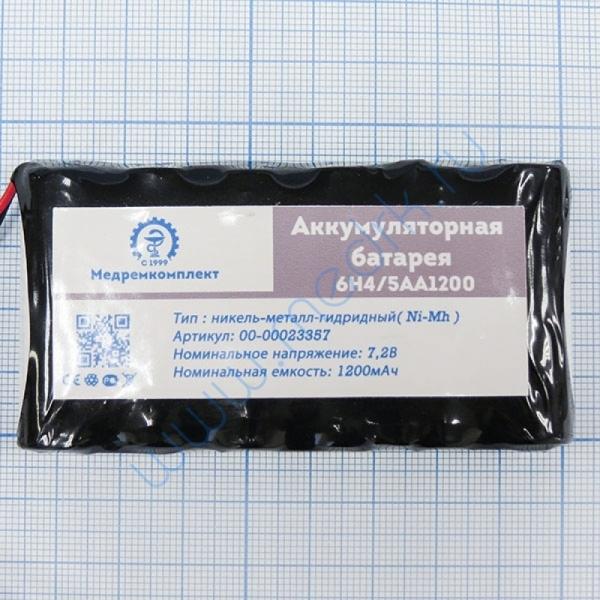 Батарея аккумуляторная 6H-4/5AA1200 (МРК)  Вид 2