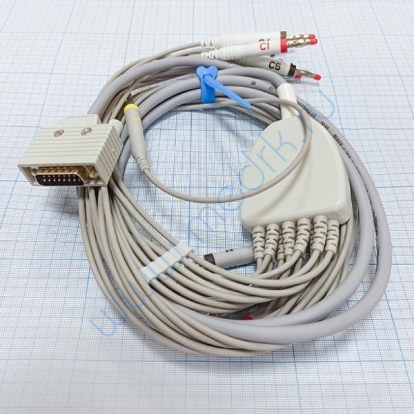 Электрокардиограф 3-6 канальный ЭК3ТЦ-3/6-04 Аксион  Вид 5