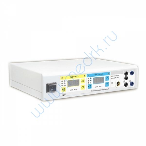 Аппарат ЭХВЧ-0202-ЭФА (модель 0202-1, 100 Вт) электрохирургический высокочастотный  Вид 1