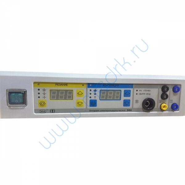 Аппарат ЭХВЧ-0202-ЭФА (модель 0202-2, 200 Вт) электрохирургический высокочастотный  Вид 2
