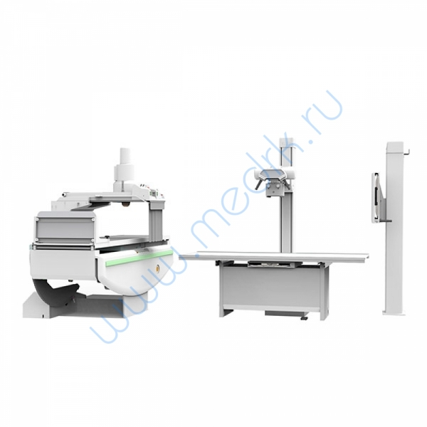 Рентгеновский аппарат Listem REX-650RF FLUOROSCOPY  Вид 1