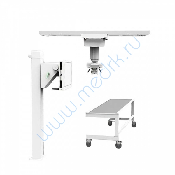 Рентгеновский аппарат Listem REX-525R ECONOMIC потолочный  Вид 1