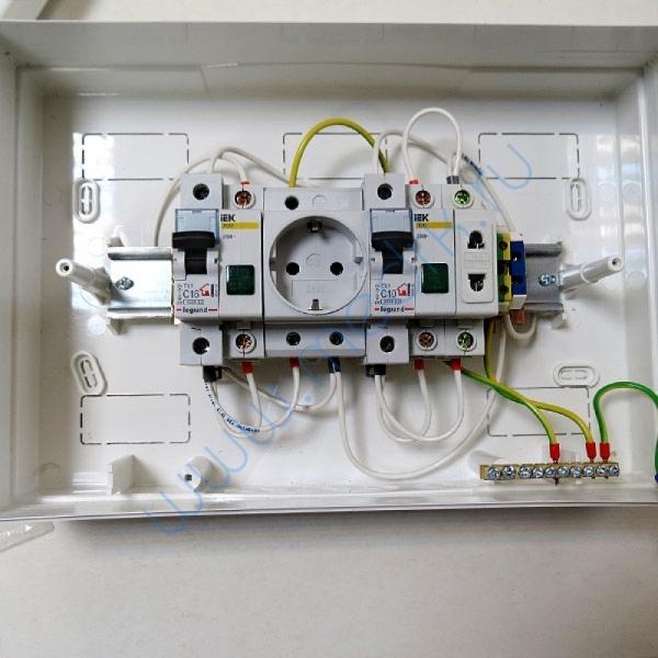 Щиток электрический ЩС Оптима для физиокабинета  Вид 2