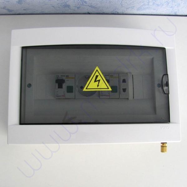 Щиток электрический ЩС Оптима для физиокабинета  Вид 1