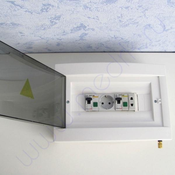 Щиток электрический ЩС Оптима для физиокабинета  Вид 5