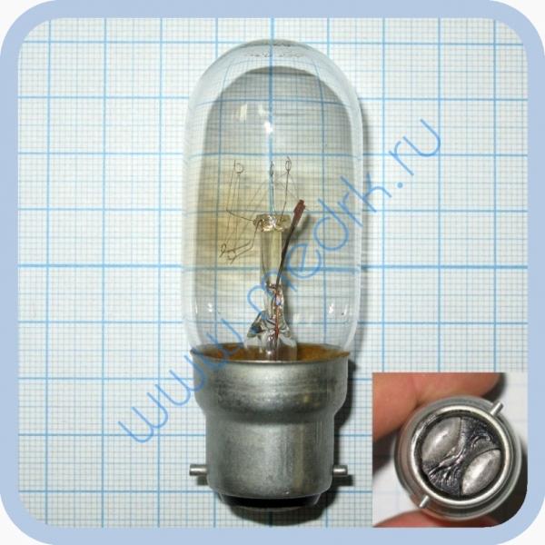 Лампа накаливания Ц 235-245-10 B22d/18  Вид 1