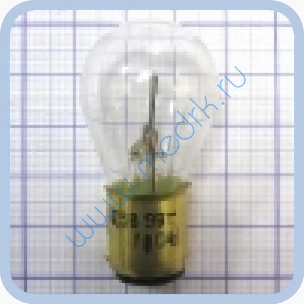 Лампа накаливания электрическая самолетная СМ 7,5-9 B15d/18  Вид 3