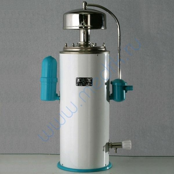 Аквадистиллятор ДЭ-4-02 (Спб)  Вид 1