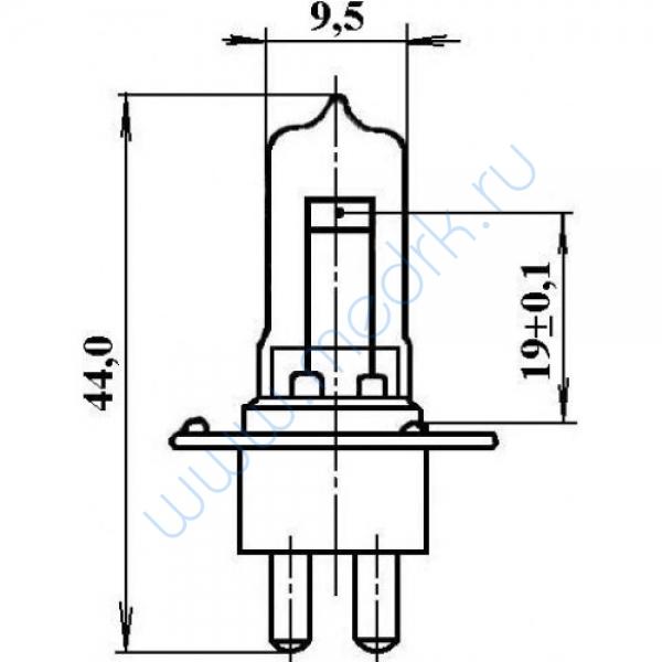 КГМН 12-50 (PG22-6,35)  Вид 2
