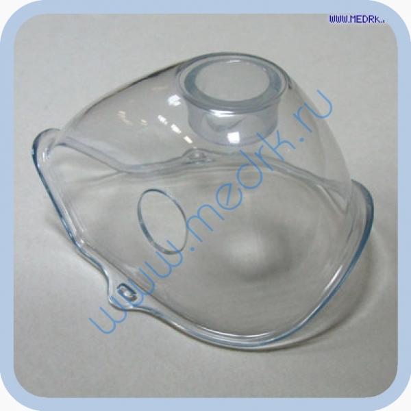 Маска взрослая дыхательная для ингалятора Бореал, Дельфин  Вид 1