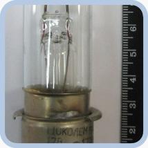 Лампа накаливания К 17-170 P28s
