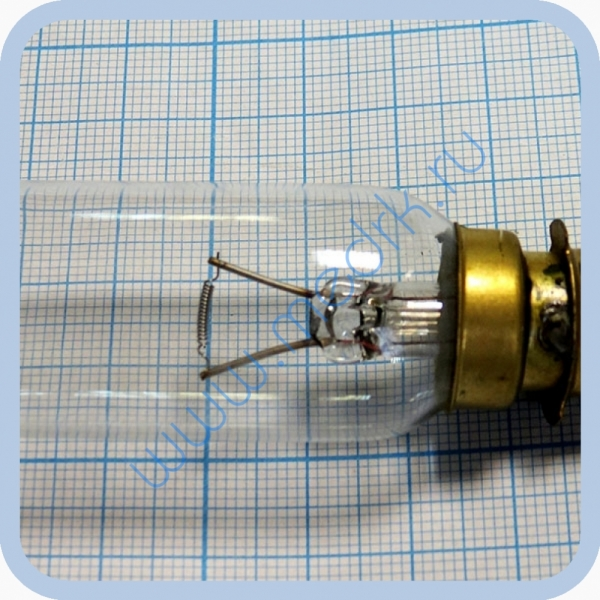 Лампа накаливания К 8-55  Вид 2