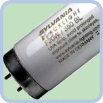 Лампа ультрафиолетовая Sylvania F20WT12/BL350