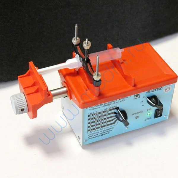 Дозатор шприцевой ДШВ-1  Вид 8