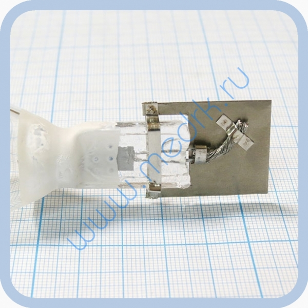 Лампа ртутная разрядная ультрафиолетовая ДРТИ 3000-1  Вид 7